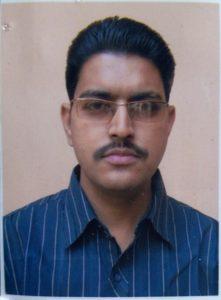 Rudra Prasad Nayak Asansol Center Head